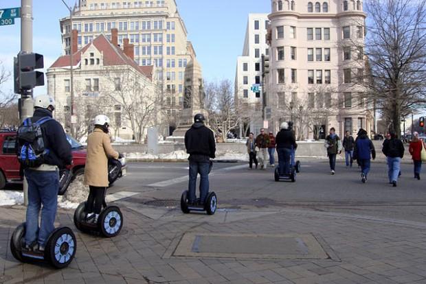 Photo of Segway tour in Washington, DC