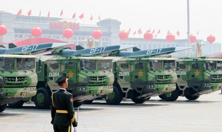 China denies testing rare hypersonic missile