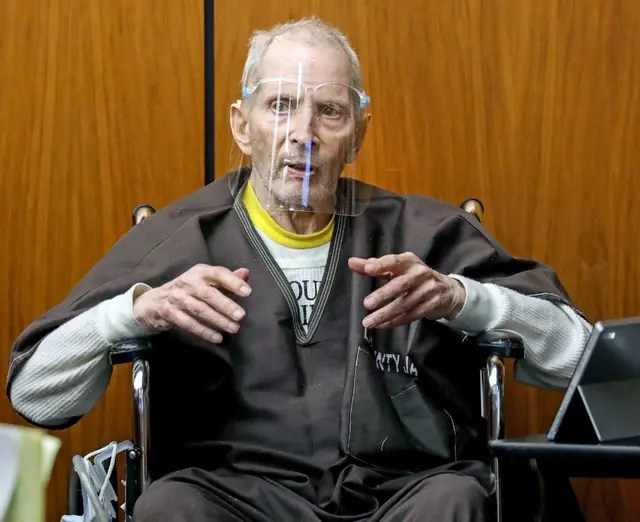 Robert Durst 78 Gets Life In Prison For Benedict Canyon Murder