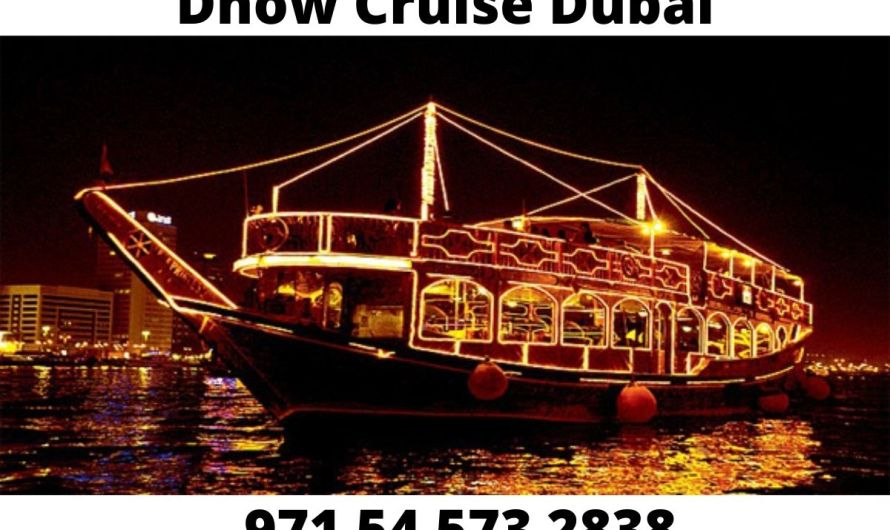 Insights into the Dhow cruise