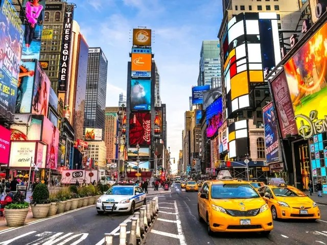 NYC Tourism Shows Hopeful Signs Of Recovery From COVID
