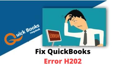 Photo of 7 Essential Methods to Fix QuickBooks Error H202