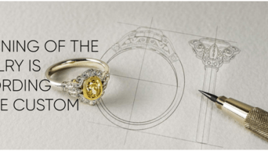 Photo of DESIGNING OF THE JEWELRY IS ACCORDING TO THE CUSTOM