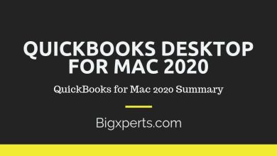 Photo of QuickBooks Desktop for Mac 2020