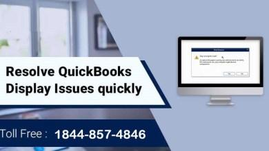 Photo of Resolve QuickBooks Desktop Display 2020 Issues