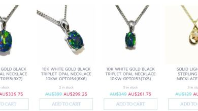 Photo of Important Tips To Consider When You Buy Opal Necklaces
