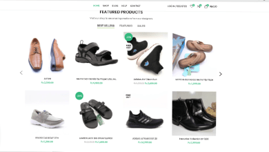 Photo of Top Quality Branded Shoes and Boots Are Available Online