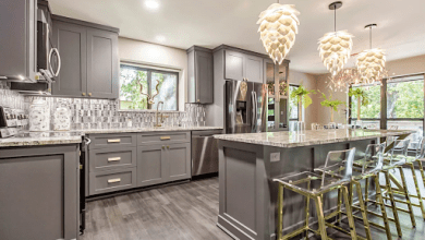Photo of All You Need to Know About Gray Shaker Cabinets