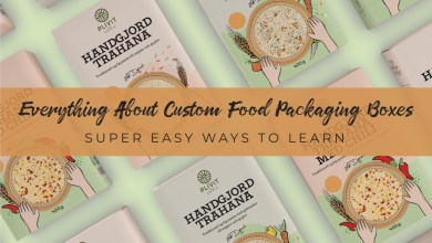 Photo of Everything about Custom Food Packaging Boxes – Super Easy Ways to Learn