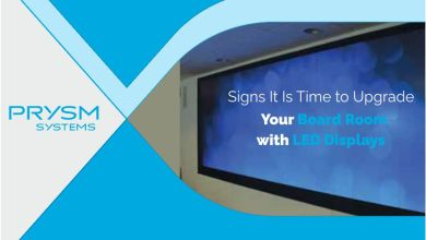 Photo of It Is Time to Upgrade Your Boardroom Solutions with LED Display