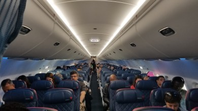 Photo of Delta Airlines Going to Block Middle Seat By April 2021