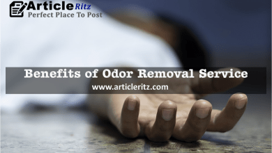 Photo of Benefits of Odor Removal Service