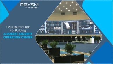 Photo of Five Essential Tips For Building A Robust Security Operations Center