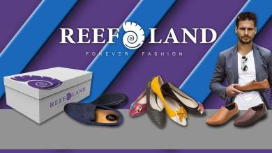 Photo of Reefland Collection Fast Growing Footwear Brand