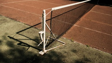 Photo of professional tennis court net [ Updated] 2021