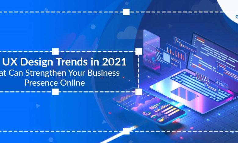 Top UX Design Trends