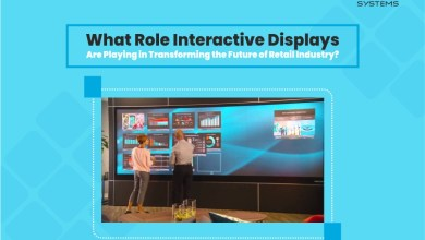 Photo of What Role Interactive Displays Are Playing in Transforming Retail Industry?