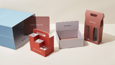 Photo of Display boxes are chosen to improve brand awareness How is this?