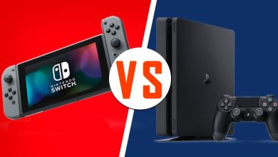 Photo of Nintendo Switch V/s Playstation PS4 Game Console