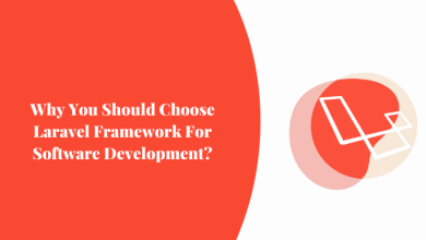 Photo of Why You Should Choose Laravel Framework For Software Development?