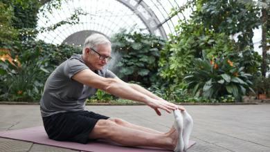 Photo of 10 Best Yoga Poses For Osteoarthritis