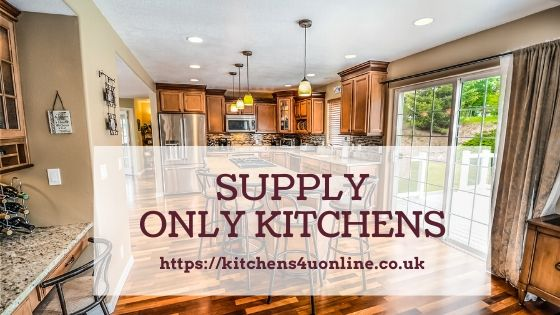 supply only kitchens