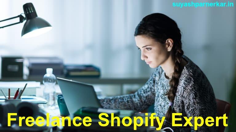 Freelance Shopify Expert