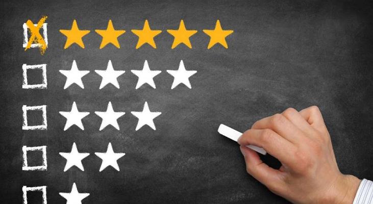 recensioni negative come gestirle