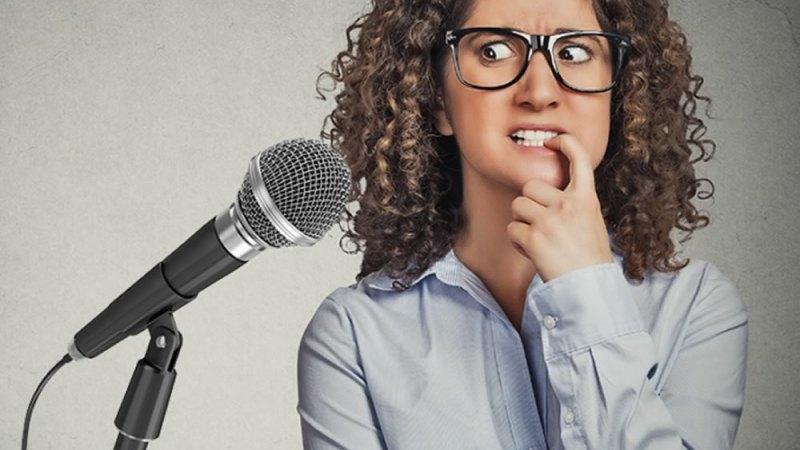 Come vincere la paura di parlare in pubblico