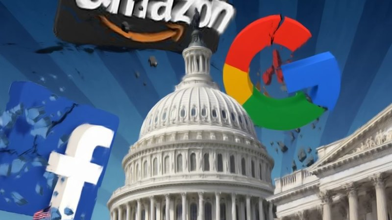 Facebook, Google e Amazon nel mirino dell'antitrust