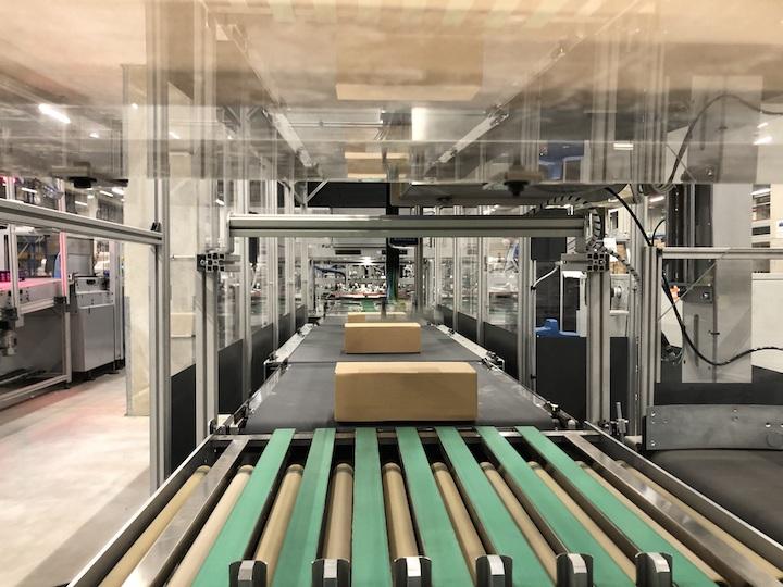 Packaging di scatole di cartone: più tecnologia, meno inquinamento