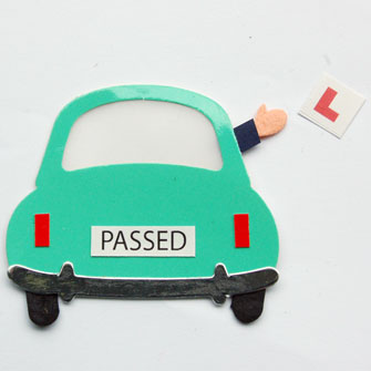 Image result for passed driving test