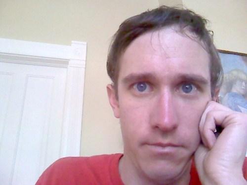 Webcam Self Portrait