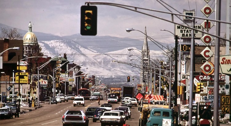 Colfax Avenue, 1972
