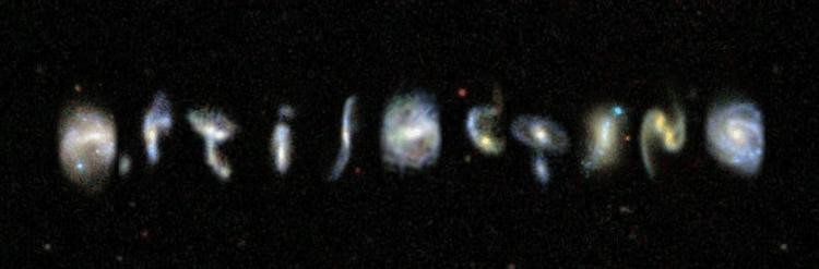 Artifacting My Galaxy