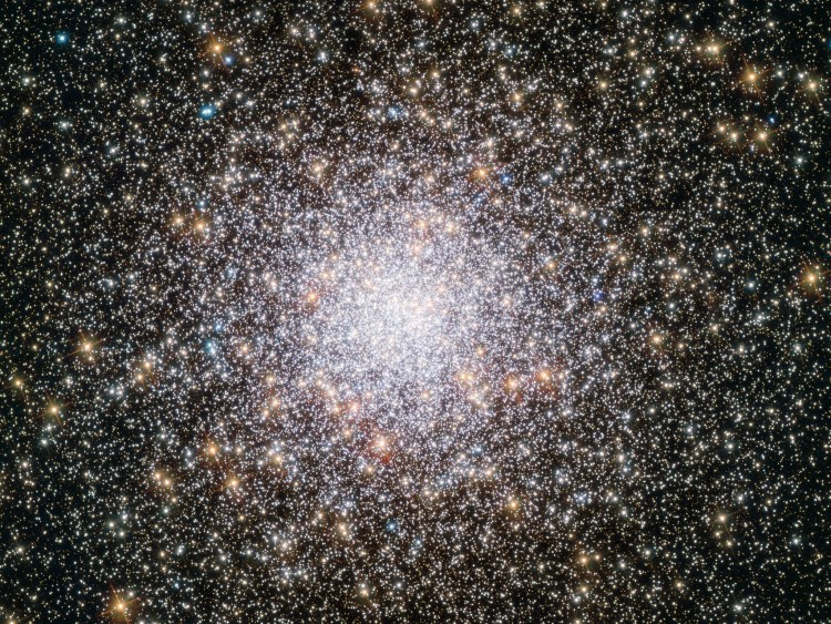 Youthful NGC 362 Globular Cluster