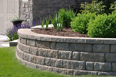 Add Depth and Functionality with Retaining Walls | SynTurf