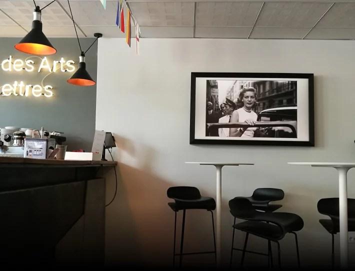 Audiens - Restaurant d'entreprise