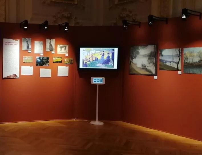 """Mairie de Levallois - Exposition """"Levallois au temps des impressionnistes"""""""