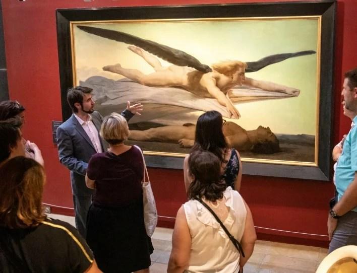 Artify - Visite d'une exposition au Musée d'Orsay - Rencontre l'Art