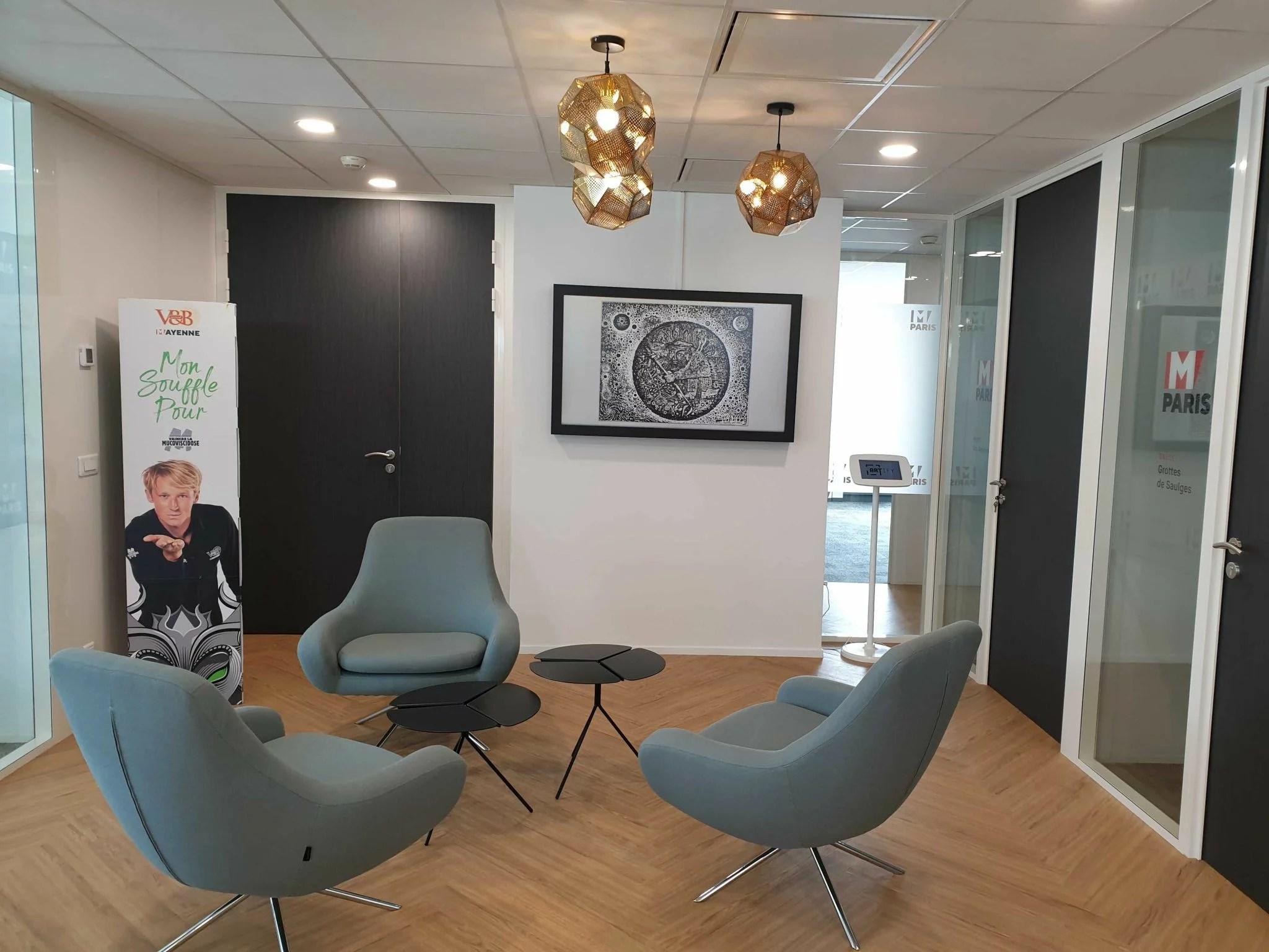 Département de la Mayenne - Espace M Paris