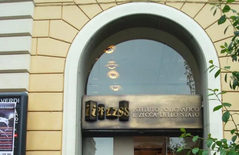 IPZS Piazza Verdi - negozio