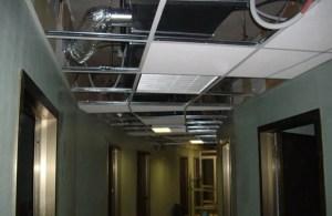Manutenzione impianti di condizionamento - canali di aerazione