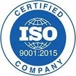 certificazione UNI EN ISO 9001-2015