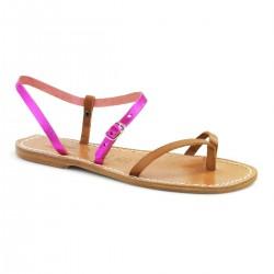 Tan Coloured Sandals