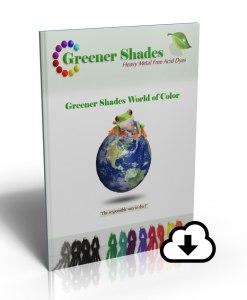 PDF électronique du livre Greener Shades World of Color sur Artigina