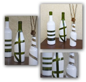 reciclar garrafas de vidro