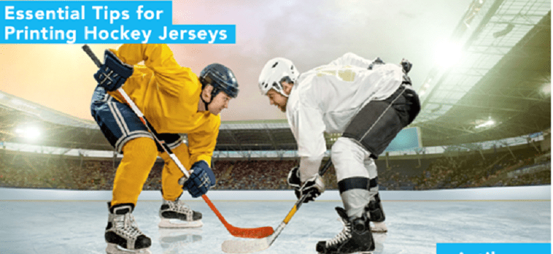 Essential Tips for Printing Hockey Jerseys