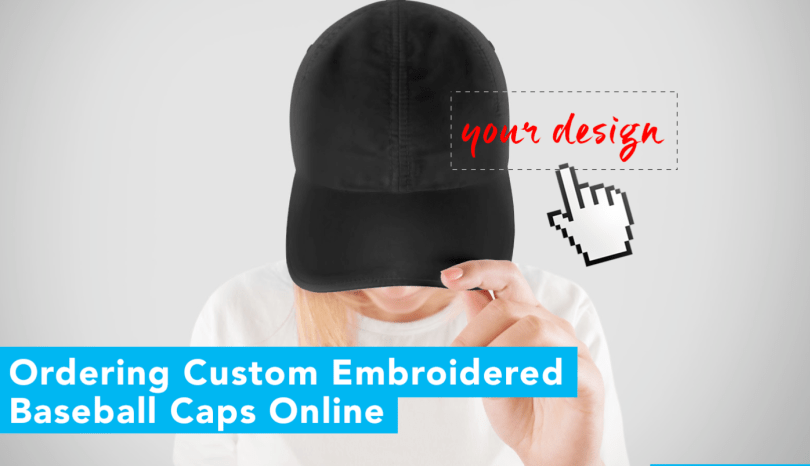FAQ for Ordering Embroidered Baseball Caps Online