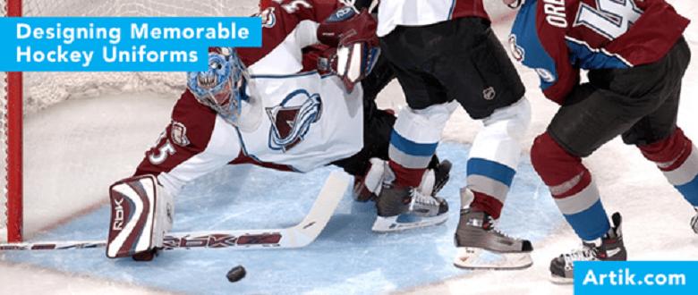 Designing Memorable Printed Hockey Uniforms